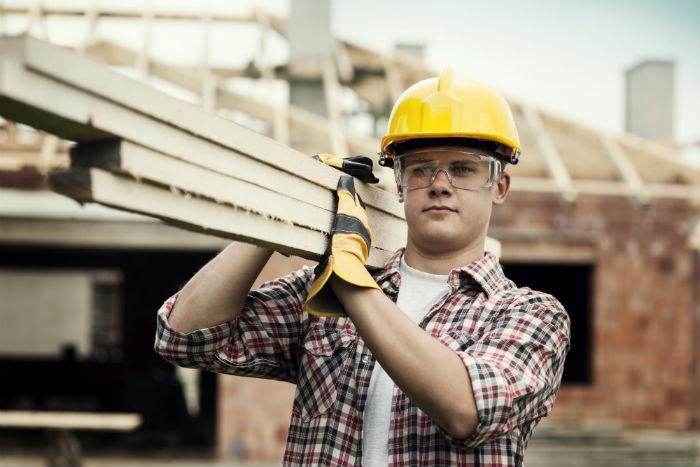 Holzhaus kaufen und aufstellen