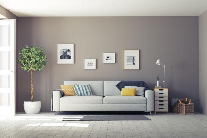 Wandgestaltung Ist Ein Wichtiges Thema Für Die Wohnungseinrichtung.  Besonders Bilder Können Die Stimmung In Einer Wohnung Und Den Einzelnen  Zimmern ...