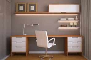 So wird das eigene Arbeitszimmer zu einem trendigen und modernem Homeoffice