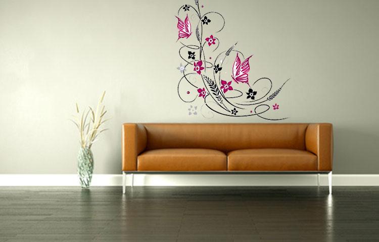 Florale Motive