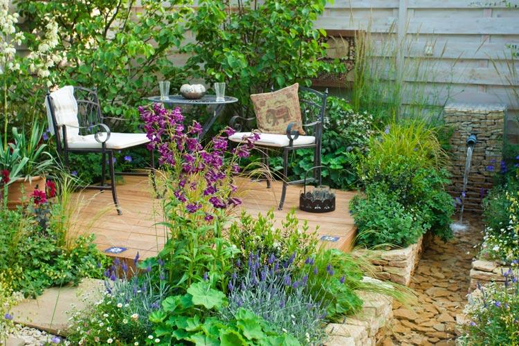 Hervorragend Ideen Gartendekoration