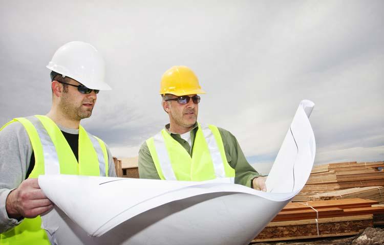 Planung vom Hausbau