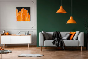 Zimmerwand gestalten – Ideen um Ihr Zuhause zu verschönern