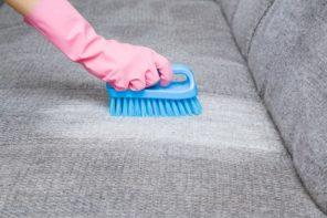 Das Stoffbezugpflege 1×1 – Sofas mit Stoffbezug richtig reinigen
