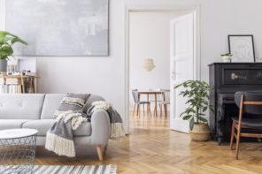 Wohnzimmer gestalten – Wohlfühlgarantie mit diesen 3 Tipps!
