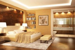 Es werde Licht: Moderne Wohnzimmergestaltung mit Stuckleistenstyropor und LEDs