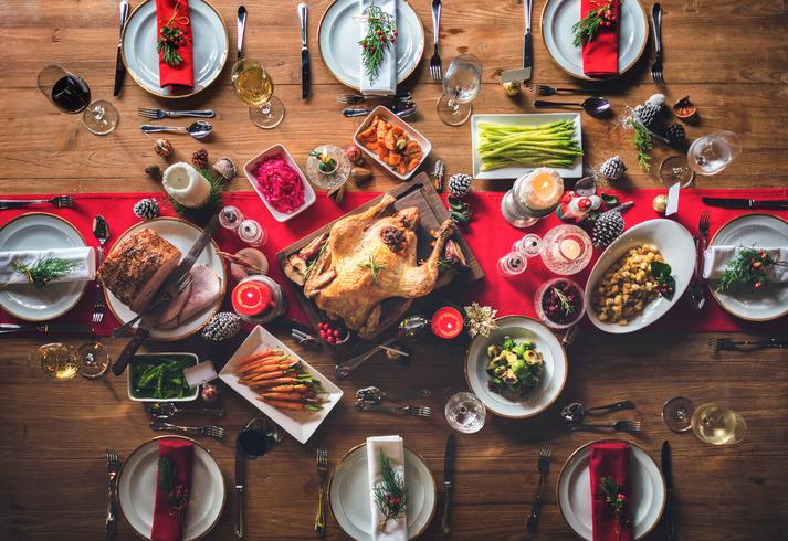 Tischdeko Zu Weihnachten Ideen Fur Das Weihnachtsessen Mit Der