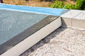 Bungalow Dach dämmen – verschiedene Methoden zur Flachdachdämmung