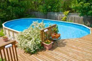 Mit diesen 5 Tipps halten Sie ihr Pool im Garten sauber