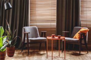 Rollladen, Jalousien oder Gardinen: Fensterabdunkelung für Ihr Haus