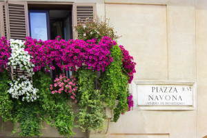 Italienischer Balkon