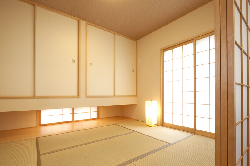 Schlafzimmer Japanischer Stil : Japanischer Wohnstil - minimalistisch ...