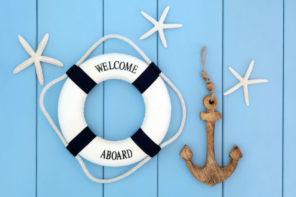 Lust auf Meer – Maritime Dekoration für Zuhause