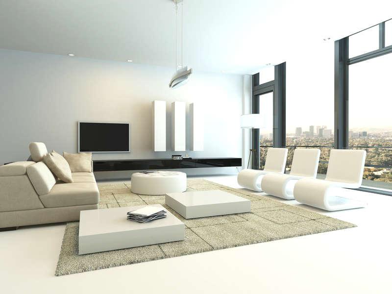 Wohnstile: Minimalistischer Stil - Wohnungs-Einrichtung.de