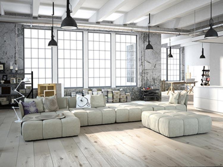Schicke Wohnung, schicke Möbel - der Wohn-Look im ...