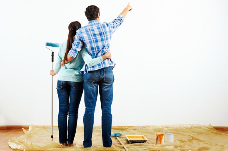 Kleine Wohnung renovieren – günstige Tricks für die ...