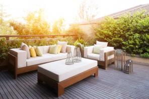 Terrasse sommerfit machen: Wohlfühl-Oase im Garten