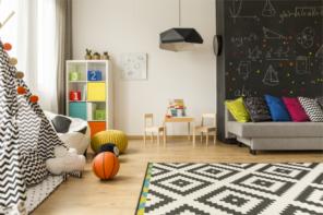 Originelle und einzigartige Gestaltungsmöglichkeiten für Kinderzimmer