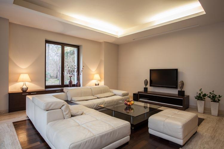 sch ner wohnen pfiffige dekorations und beleuchtungstipps wohnungs. Black Bedroom Furniture Sets. Home Design Ideas